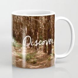 Explore. Dream. Discover. Coffee Mug