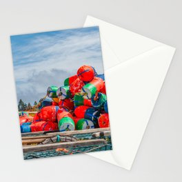 End of the season Stationery Cards