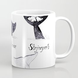 Toothed Whales Coffee Mug
