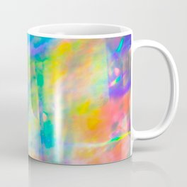 Prisms Play of Light 3 Coffee Mug