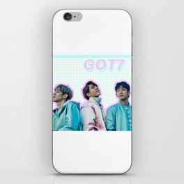 GOT7 iPhone Skin