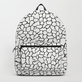 Reflection Pools in Black Pearl Backpack