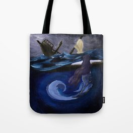 The Siren's Song Tote Bag