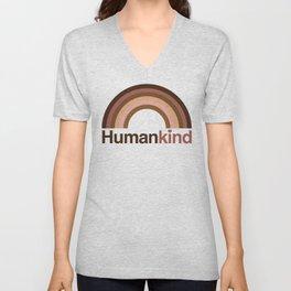 Humankind Unisex V-Neck