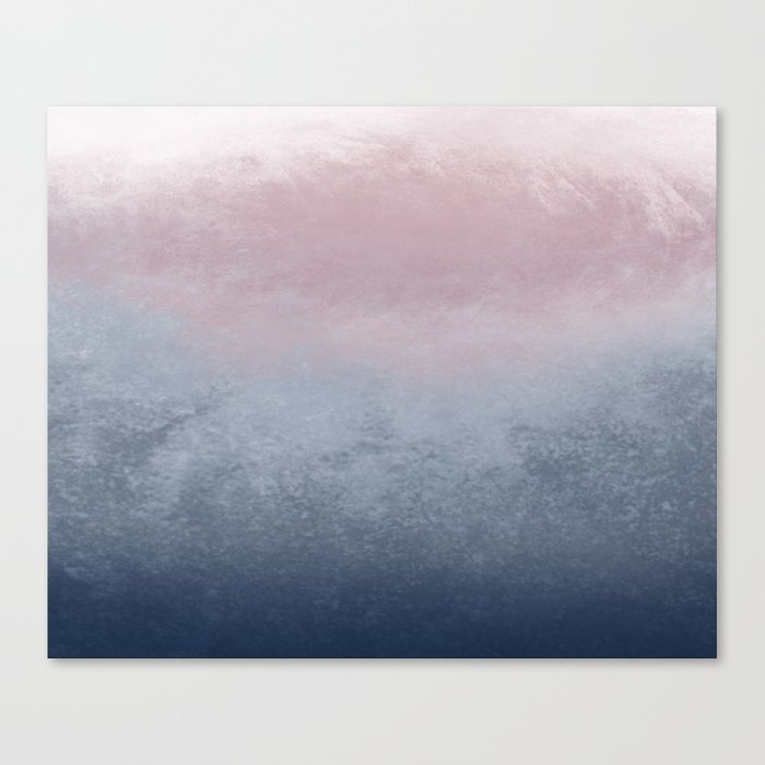 Watercolor Design #1 Canvas Print