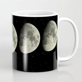 Neutral background of blue tones. Coffee Mug