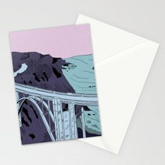 Bixby Creek Bridge Stationery Cards