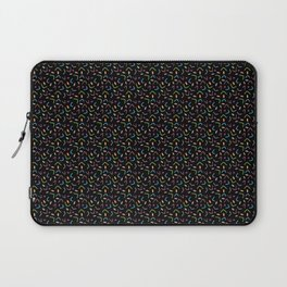 Funky Filaments (black) Laptop Sleeve