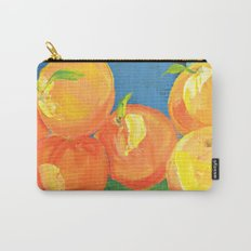 Peach Pie Carry-All Pouch