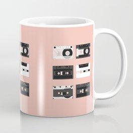 Cassette Pattern #3 Coffee Mug