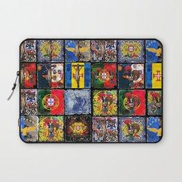 Portuguese art collection Laptop Sleeve