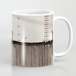 Tar Stains Abstract Coffee Mug