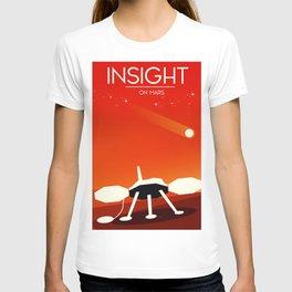 insight Space Art poster T-shirt