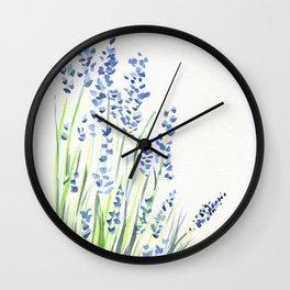 Levander Wall Clock