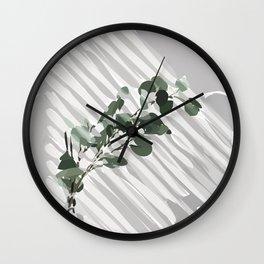 Feelings of fall III Wall Clock