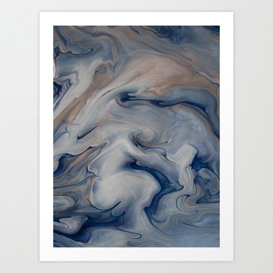Transforma Art Print