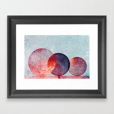 Capiz Framed Art Print