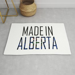 Made In Alberta Rug