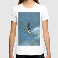 surfer T-shirts featuring Surfer by Laake-Photos