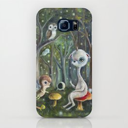 Uney & Friends in the Enchanted Forest iPhone Case