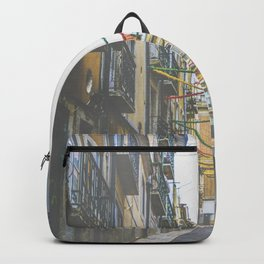 Madrid Streets Backpack