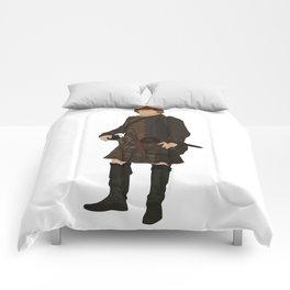 Jamie Fraser Comforters