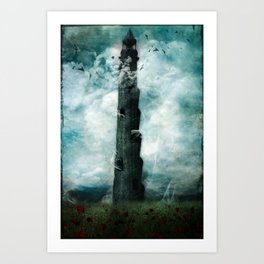 The Dark Tower Art Print