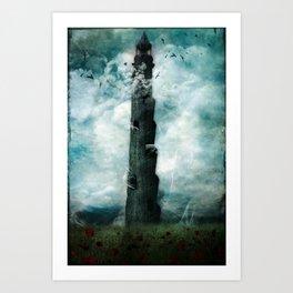The Dark Tower Art Print