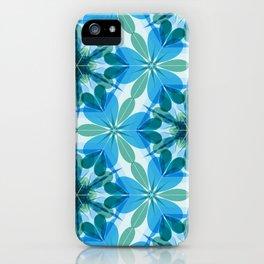 Kaleidoscopic Lagoon iPhone Case