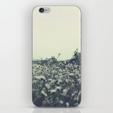Sicily flowers iPhone & iPod Skin