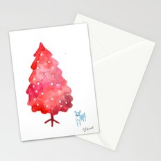 All I Want for Christmas Stationery Cards