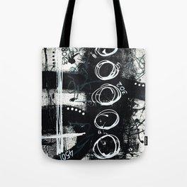 Bold & Graphic No.5 Tote Bag