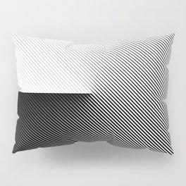 B&W 001 Pillow Sham