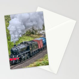 62005 K1 Class Goods Train Stationery Cards