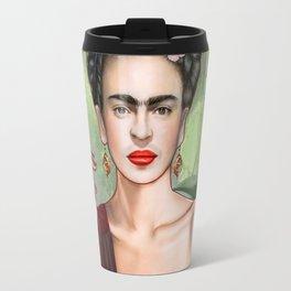 Frida con Amigos Travel Mug