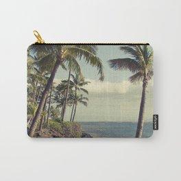 Maui Lu Beach Kihei Maui Hawaii Carry-All Pouch