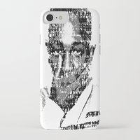 kendrick lamar iPhone & iPod Cases featuring King Kendrick  by Tyvenchy