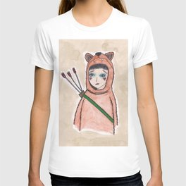 The lonely hunter T-shirt