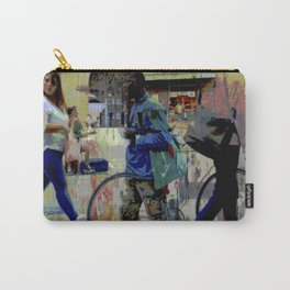 Bologna street Carry-All Pouch
