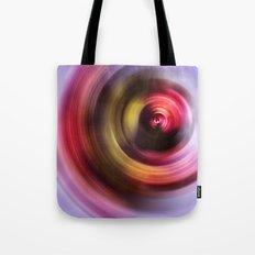 Floral Storm Tote Bag