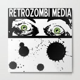 Retrozombi Media, LLC Metal Print