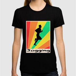 Jogging poster Trotar T-shirt