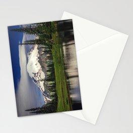 Mt Rainier in Washington Stationery Cards