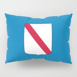 flag of campania Pillow Sham