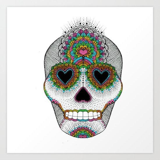 Colors make us alive!  Art Print