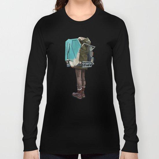 New Fashion Long Sleeve T-shirt