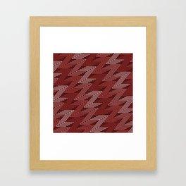 Op Art 91 Framed Art Print
