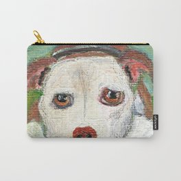 Those Pitbull Eyes Carry-All Pouch