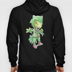 Turning a New Leaf Hoody