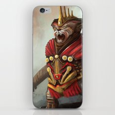 Beast Guard iPhone & iPod Skin